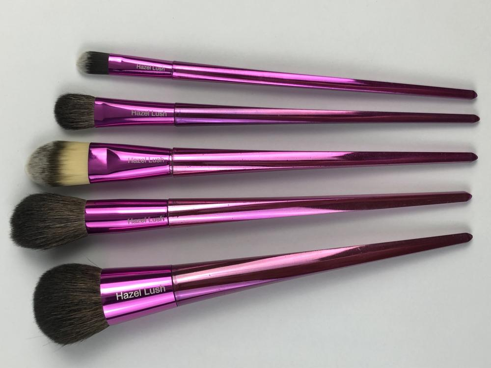 Hazel Lush Brushes