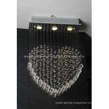 Decorative Indoor Hotel Crystal Pendant Light