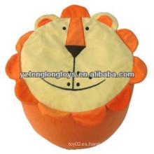 Encantador y práctico felpa inflable de peluche para los niños