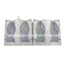 Manipular o molde do frasco, molde de sopro plástico, molde do frasco do PE