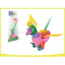 Sliding Toys Angel Swan Plastic Walking Toys