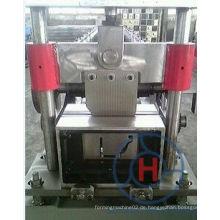 Qualität Vollautomatische PLC Contorl Halbrunde Dachrinnenmaschine