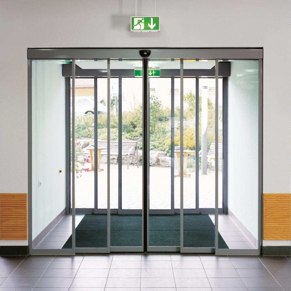 Automatic Sensor Glass Sliding DoorAutomatic Sliding Telescopic Door