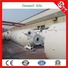 Silo de aço 50t-200t, silo de armazenamento de aço, silo de cimento de armazenamento