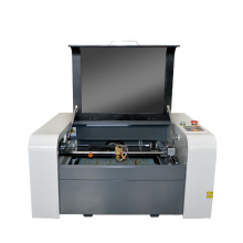Hot sale hoby small 4040 4050 4060 50w portable co2 mini laser engraving machine laser engraver