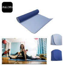 Melors TPE Customized Größe Yoga Fitness Mat