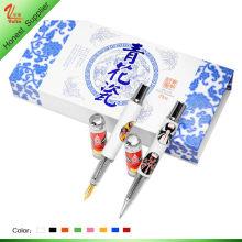 China-Gesicht gedruckte keramische Geschenk-Feder