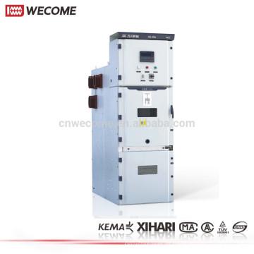 Metal de 11kV de comutação KYN28 incluido painel de aparelhagem de distribuição de energia