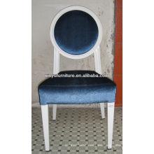 Más barato boda blanca sillas venta XA3285-1
