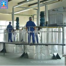 50TPD Kosteneinsparung der Palmöl-Raffinerieanlage