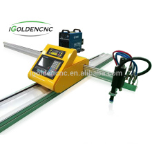 New hobby mini Portable CNC plasma cutter for sale cut lgk 63 100 120