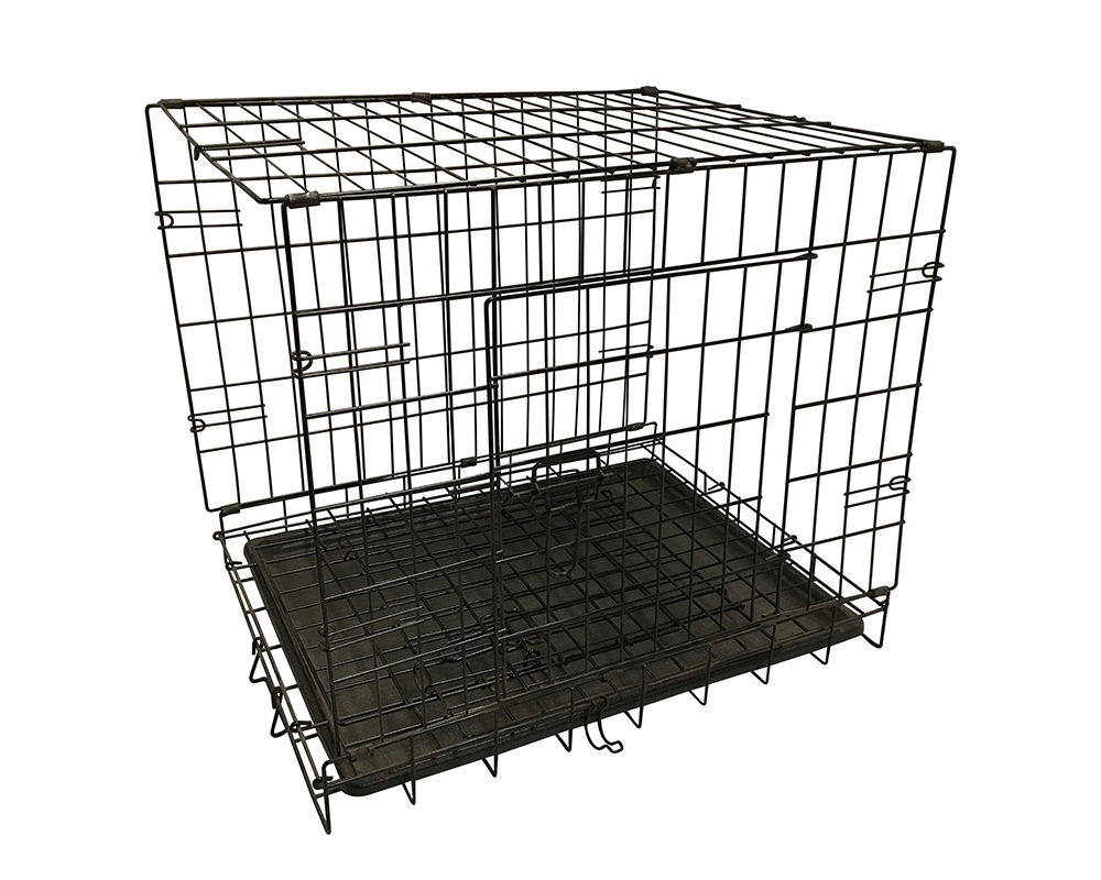Two Doors Large Animal Cage