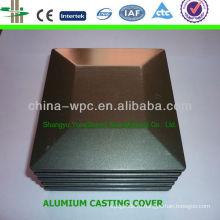 WPC пост Кап /alumium литья