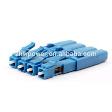 China fornecimento Lc upc conector rápido, Embedded Square fibra óptica conector rápido, conector com bom preço