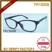 Mode-Tr-Rahmen mit sauber Objektiv Sonnenbrillen (TR15008)