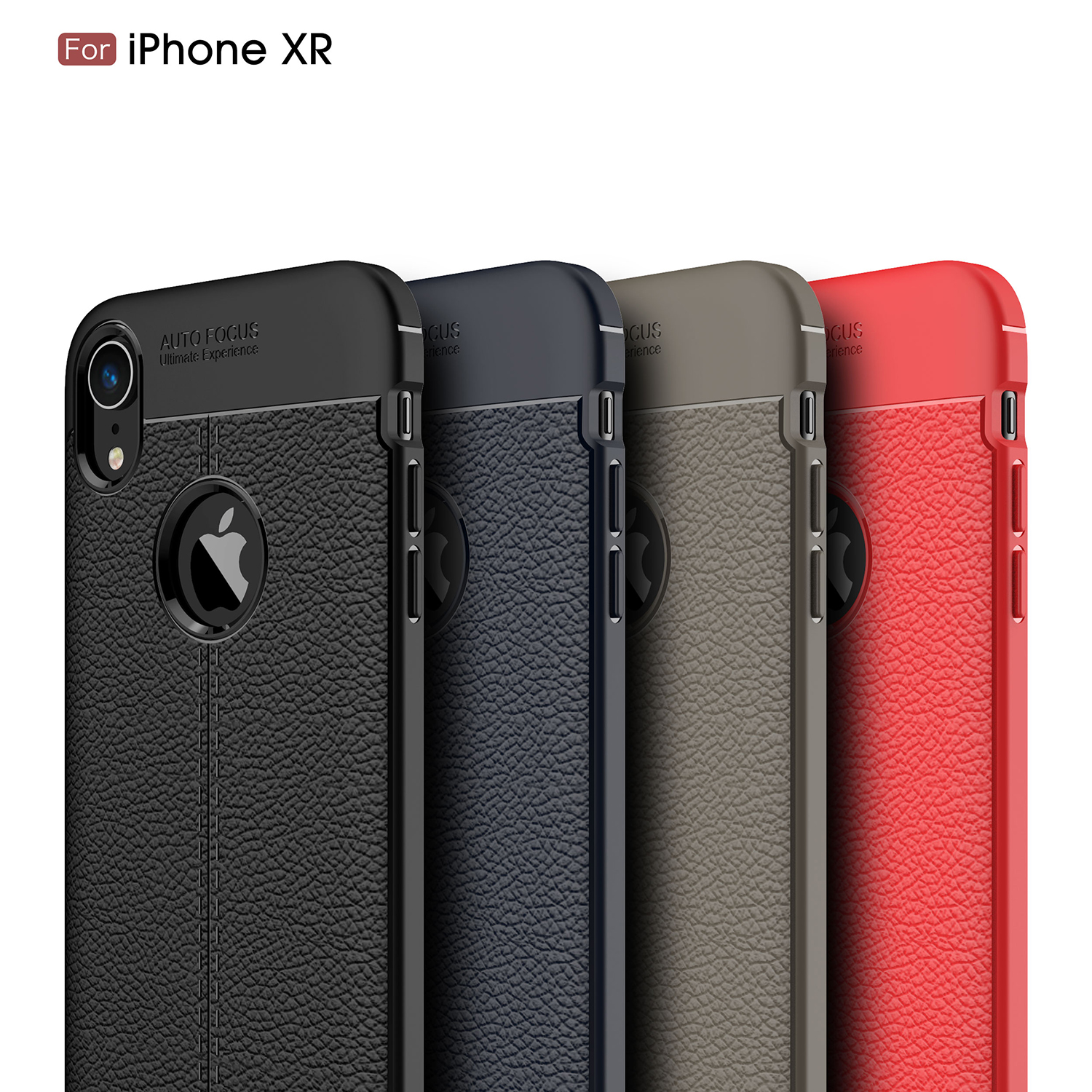 leather TPU case