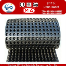 CE Approved Drain Board/ Drain Pipe Used for Basement Drainage