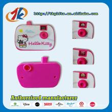 China Supplier Lovely Mini Plastic Camera for Kids