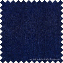 Blaues Baumwoll-Rayon-Polyester-Spandex-Denim-Gewebe