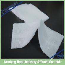 cotonetes de gaze cirúrgica médica de algodão