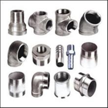 Raccords de tuyaux en acier inoxydable de haute qualité (316L 304)