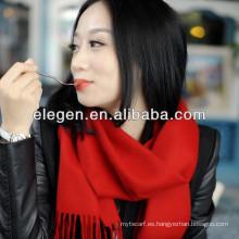 Lona de la alta calidad de la manera de las mujeres toda la bufanda / el mantón de marzo