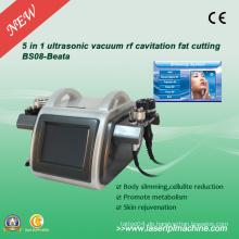 5 in 1 Ultraschall-Vakuum RF Kavitation Fettschneiden BS08