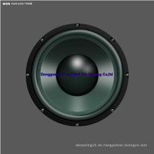 Lautsprecher-Druckguss mit 11 Jahren zugelassenen SGS, ISO9001