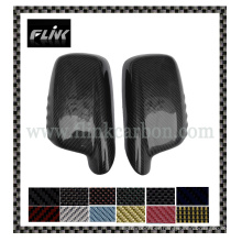 Carbon Fiber Coupe Mirror Cover for BMW E46