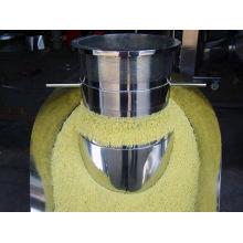 2017 ZL series revolving granulator, SS granualation, horizontal steam granulation process