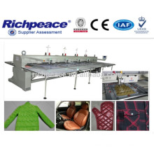Richpeace Computerized Pattern Making Sewing Machine For Cushion