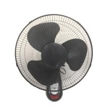 Настенный вентилятор 16-дюймовый Full Black с пультом дистанционного управления