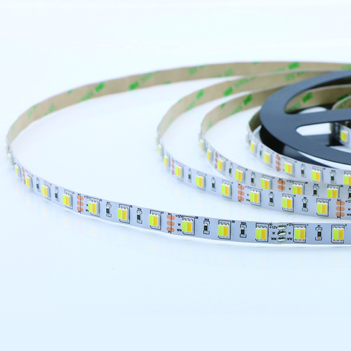 Blanc chaud flexible SMD5050 60Led 12V