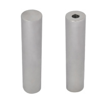 Barra de filtro magnético limpiador de contaminantes de hierro