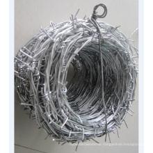 Galvanized Barbed Wire (BWG 12X14, BWG 16X16)
