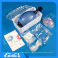 PVC-Beatmungsbeutel mit Ce-ISO-Tierprodukten