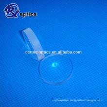 25.4mm Optical Glass Plano Convex Conical lens