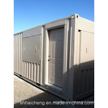 Low Cost Flat Pack Container Casa à venda