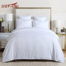Hot vente en ligne boutique HÔTEL et linge d'hôpital 1-3cm stripe literie textile de l'approvisionnement Sufang