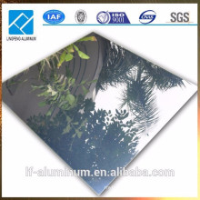 Polished Reflective Mirror Aluminum Sheet Price