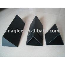 Triangle cardboard pen box