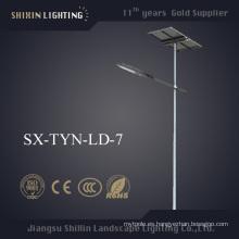 China 5 años de luz de calle solar de la garantía 30W-180W LED