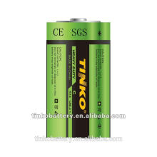 heavy Duty Battery in Shenzhen With CE/SGS (UM-2 R14 1.5v )