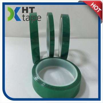 Fita adesiva de Silicone poliéster verde