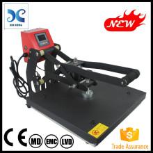 2015 Máquina de sublimação de pressão semi-automática aprovada pela CE Fabricante HP3804C