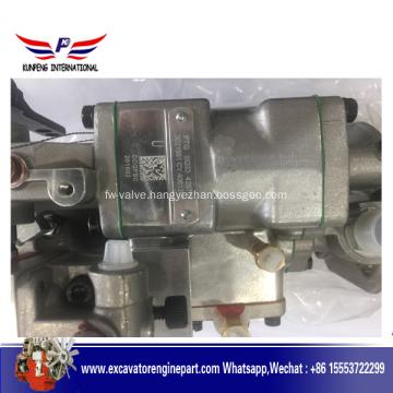 Fuel injector pump 4061206 for shantui bulldozer engine