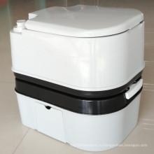 12L 20L 24L пластиковый портативный туалет Открытый мобильный туалет
