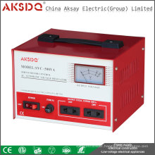 2016 New SVC 500va 60Hz Automatic AC 220v Voltage Stabilizer Yueqing For Computer Use