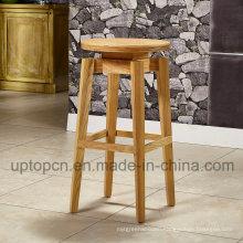 Wholesale Ash Solid Wood High Bar Stool (SP-HBC254)