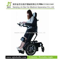 Silla de ruedas de pie de potencia de alta calidad